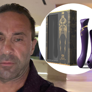 Joe Giudice has a new job selling ZALO sex toys